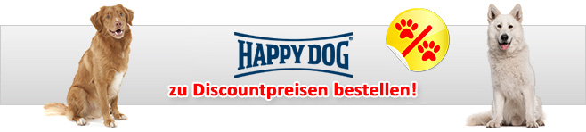 happy dog nassfutter zu discountpreisen bei. Black Bedroom Furniture Sets. Home Design Ideas