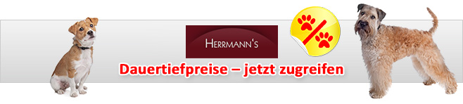 Herrmanns Hundefutter