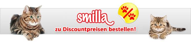 Smilla Katzenfutter trocken Made in Germany