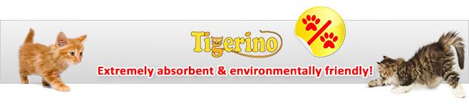 Tigerino Cat Litter