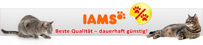 iams katzenfutter zu discountpreisen bei. Black Bedroom Furniture Sets. Home Design Ideas