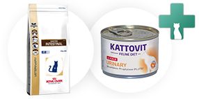 Veterinary Cat Food