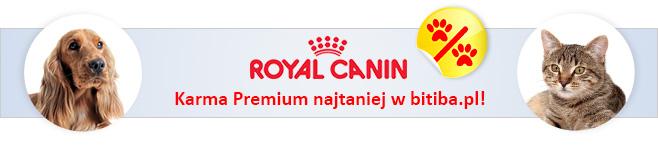 Royal Canin karma dla psa i kota