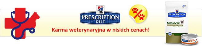 Hill's Prescription Diet dla kota