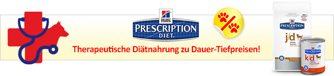 Hill's Prescription Diet Canine Hundefutter