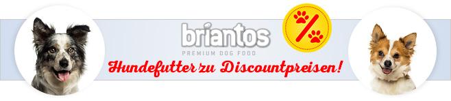 Briantos Hundefutter