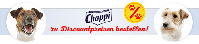 Chappi Hundefutter