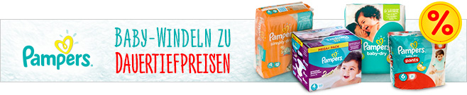 Pampers Baby-Windeln