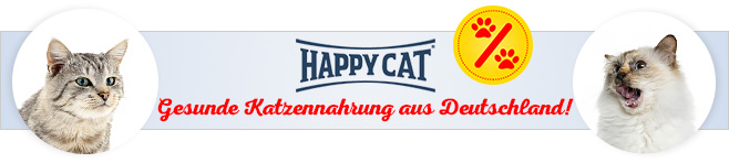 Happy Cat Katzenfutter
