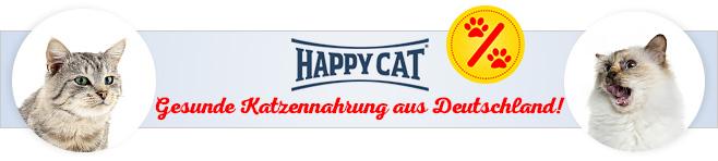 Happy Cat Katzenfutter