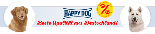 Happy Dog Supreme Hundefutter