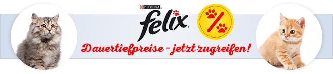 Felix Katzenfutter Nass