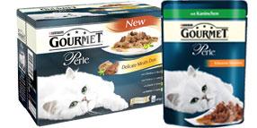 Cibo umido per gatti Gourmet Perle