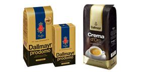 Dallmayr Bohnen- & Filterkaffee