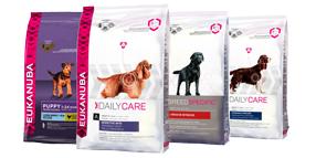 Eukanuba torrfoder för hundar
