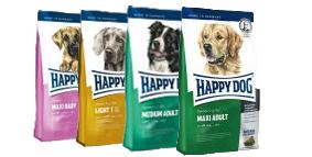 Happy Dog Supreme Hundefoder