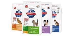 Hill's SP torrfoder för katter