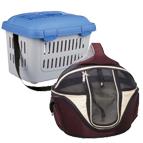 Katzenbox & Tragetasche für Kitten