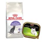 Sterilised Katzenfutter
