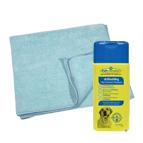 Szampony i ręczniki