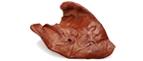 Snack naturali di carne essiccata per cani