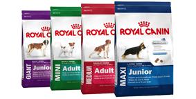 Royal Canin Size -koiranruoka