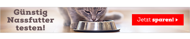 Probierpakete Nassfutter für Katzen
