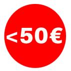 Fino a 50 euro