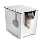 Katzentoiletten und Zubehör