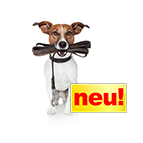 Neues Hundezubehör
