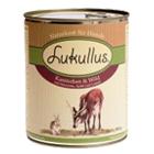 Lukullus Menu Classic comida húmeda perros