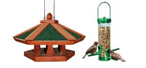 Fågelholkar & fågelbord